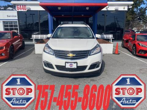 2014 Chevrolet Traverse for sale at 1 Stop Auto in Norfolk VA