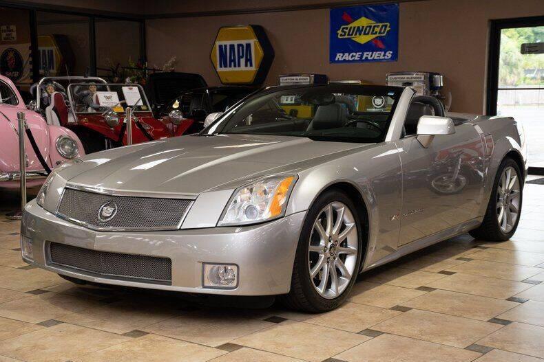 2007 Cadillac XLR-V for sale in Venice, FL