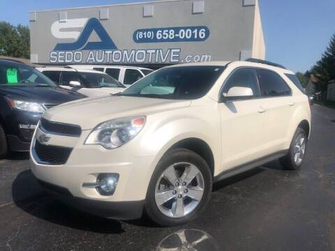 2014 Chevrolet Equinox for sale at Sedo Automotive in Davison MI