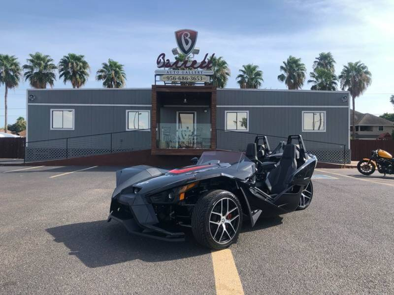 2017 Polaris Slingshot for sale at Barrett Bikes LLC in San Juan TX