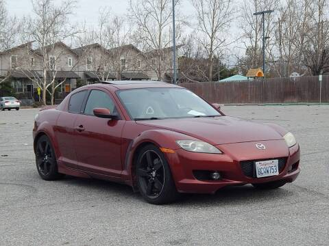 2006 Mazda RX-8 for sale at Crow`s Auto Sales in San Jose CA