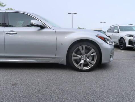 2018 Infiniti Q70L for sale at Southern Auto Solutions - BMW of South Atlanta in Marietta GA