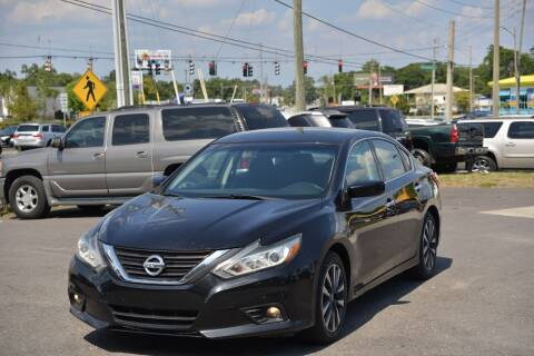 2017 Nissan Altima for sale at Motor Car Concepts II - Kirkman Location in Orlando FL