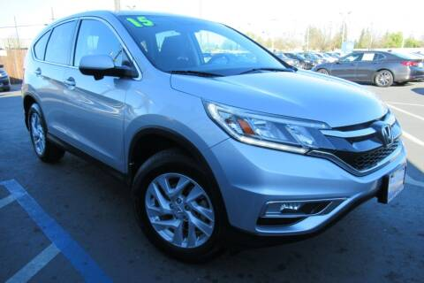 2015 Honda CR-V for sale at Choice Auto & Truck in Sacramento CA