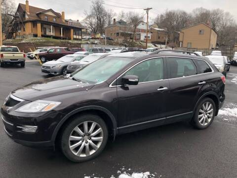2008 Mazda CX-9 for sale at Fellini Auto Sales & Service LLC in Pittsburgh PA