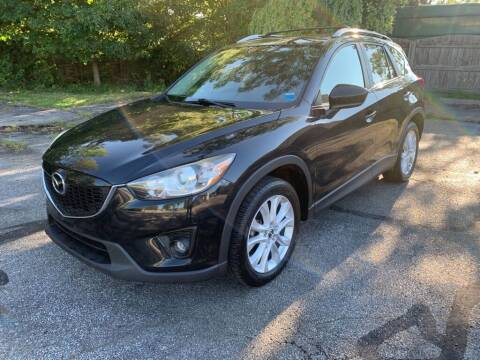 2013 Mazda CX-5 for sale at TKP Auto Sales in Eastlake OH