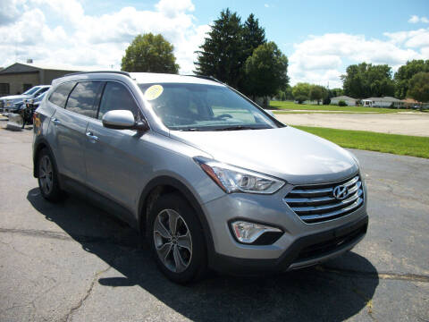 2016 Hyundai Santa Fe for sale at USED CAR FACTORY in Janesville WI