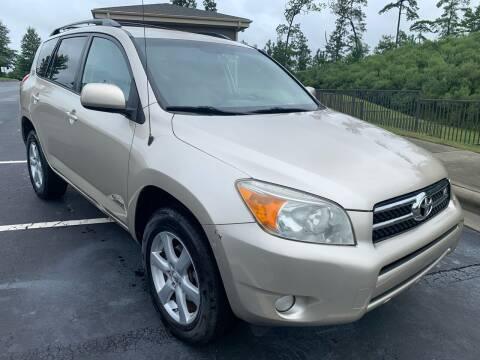 2007 Toyota RAV4 for sale at LA 12 Motors in Durham NC