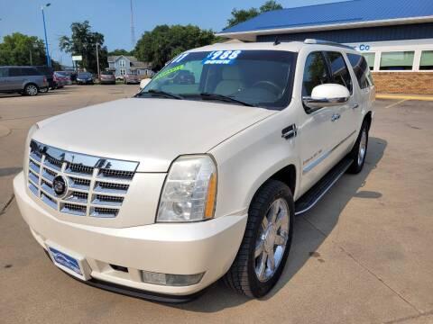 2007 Cadillac Escalade ESV for sale at Liberty Car Company in Waterloo IA