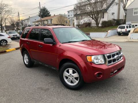 2012 Ford Escape for sale at Giordano Auto Sales in Hasbrouck Heights NJ