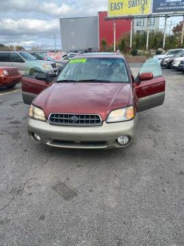 2003 Subaru Outback for sale at Budget Auto Deal and More Services Inc in Worcester MA