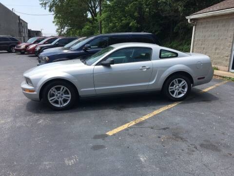 2005 Ford Mustang for sale at Butler's Automotive in Henderson KY