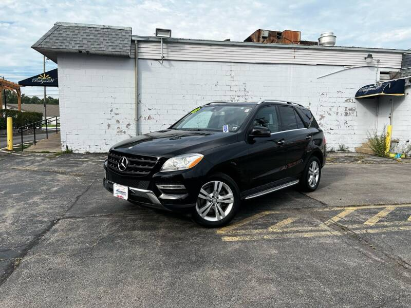 2013 Mercedes-Benz M-Class for sale at Santa Motors Inc in Rochester NY