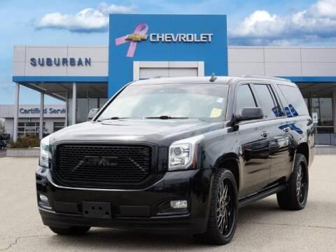 2016 GMC Yukon XL for sale at Suburban Chevrolet of Ann Arbor in Ann Arbor MI