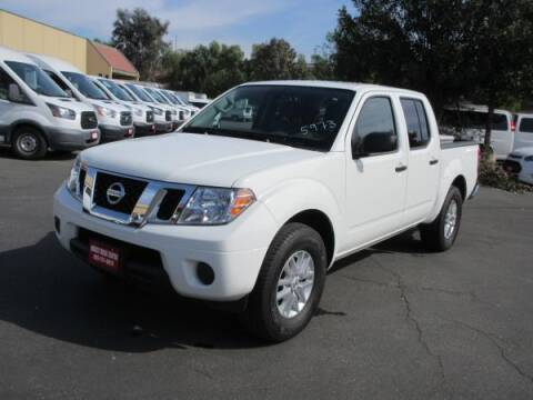 2019 Nissan Frontier for sale at Norco Truck Center in Norco CA