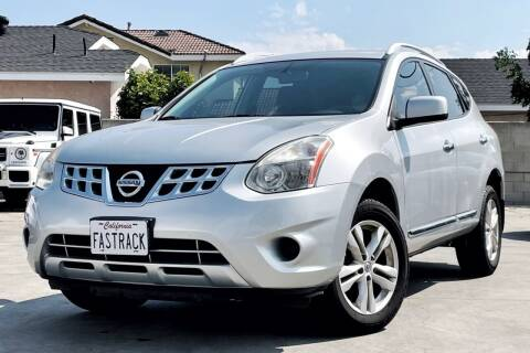 2013 Nissan Rogue for sale at Fastrack Auto Inc in Rosemead CA