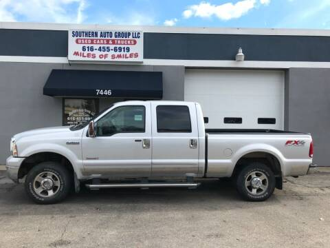 2006 Ford F-250 Super Duty for sale at SOUTHERN AUTO GROUP, LLC in Grand Rapids MI