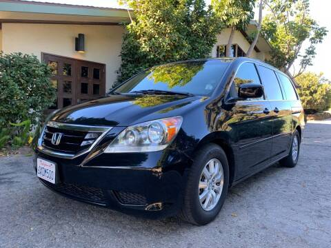 2009 Honda Odyssey for sale at Santa Barbara Auto Connection in Goleta CA