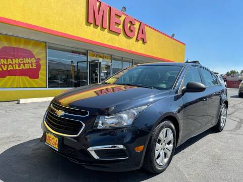 2016 Chevrolet Cruze Limited for sale at Mega Auto Sales in Wenatchee WA