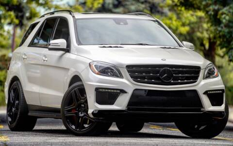 2013 Mercedes-Benz M-Class for sale at MS Motors in Portland OR