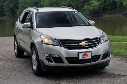 2013 Chevrolet Traverse for sale at Auto House Superstore in Terre Haute IN