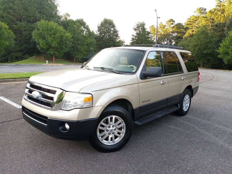 2007 Ford Expedition for sale at Don Roberts Auto Sales in Lawrenceville GA