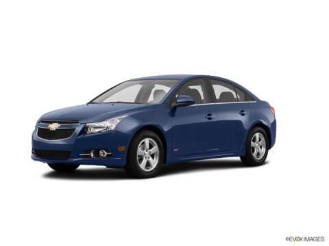 2014 Chevrolet Cruze for sale at Bob Weaver Auto in Pottsville PA