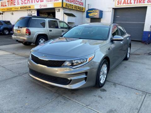 2016 Kia Optima for sale at US Auto Network in Staten Island NY