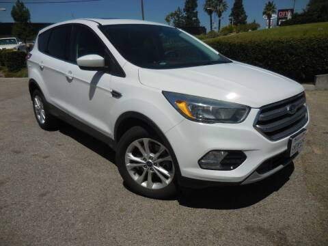 2017 Ford Escape for sale at ARAX AUTO SALES in Tujunga CA