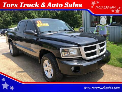 2011 RAM Dakota for sale at Torx Truck & Auto Sales in Eads TN