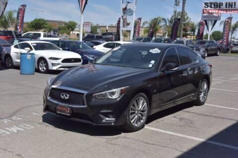 2019 Infiniti Q50 for sale at Choice Motors in Merced CA
