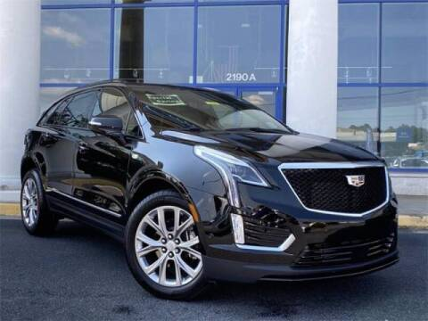 2020 Cadillac XT5 for sale at Southern Auto Solutions - Georgia Car Finder - Southern Auto Solutions - Capital Cadillac in Marietta GA