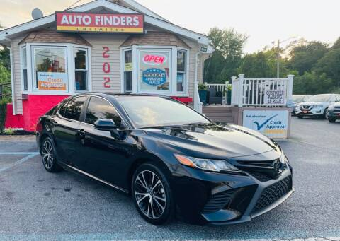2018 Toyota Camry for sale at Auto Finders Unlimited LLC in Vineland NJ
