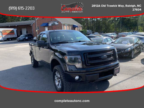 2013 Ford F-150 for sale at Complete Auto Center , Inc in Raleigh NC