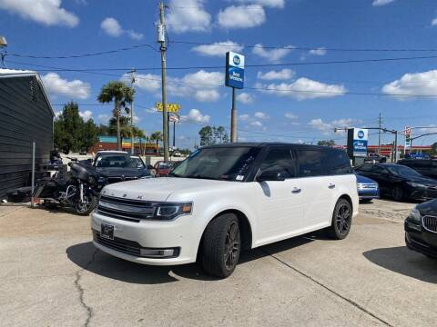 2014 Ford Flex for sale at Direct Auto in D'Iberville MS