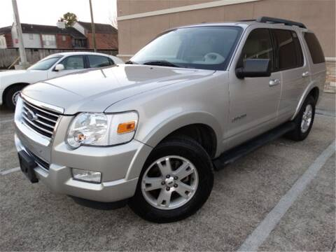 2007 Ford Explorer for sale at Abe Motors in Houston TX