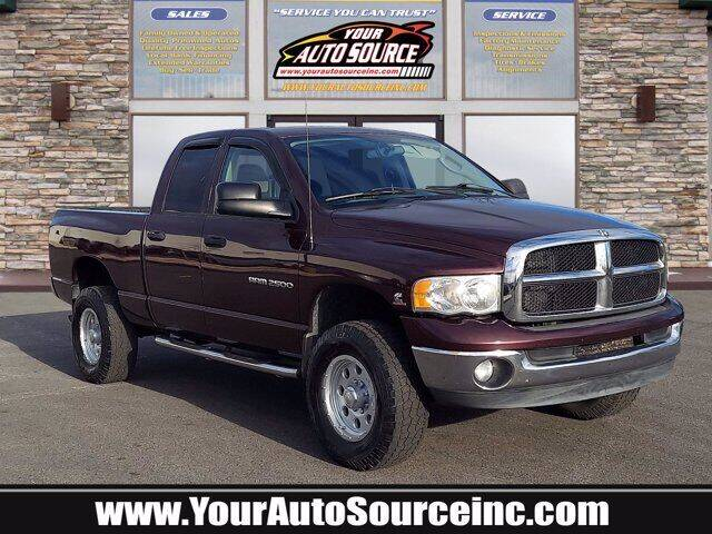 2005 Dodge Ram Pickup 2500 for sale at Your Auto Source in York PA