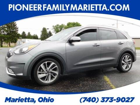 2017 Kia Niro for sale at Pioneer Family preowned autos in Williamstown WV
