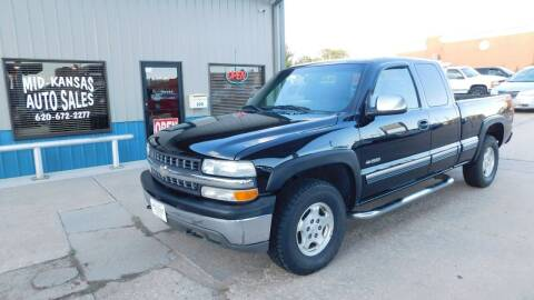 2001 Chevrolet Silverado 1500 for sale at Mid Kansas Auto Sales in Pratt KS