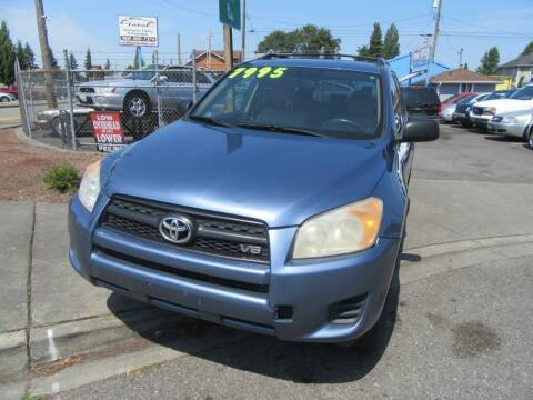 2009 Toyota RAV4 for sale at Car Link Auto Sales LLC in Marysville WA