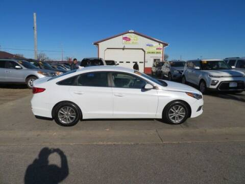 2017 Hyundai Sonata for sale at Jefferson St Motors in Waterloo IA