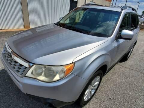 2012 Subaru Forester for sale at Atlanta's Best Auto Brokers in Marietta GA