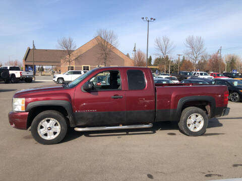 2008 Chevrolet Silverado 1500 for sale at ROSSTEN AUTO SALES in Grand Forks ND