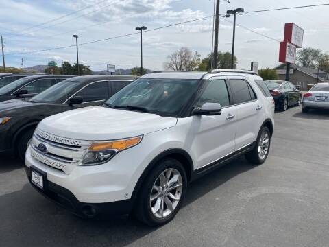 2013 Ford Explorer for sale at Auto Image Auto Sales Chubbuck in Chubbuck ID