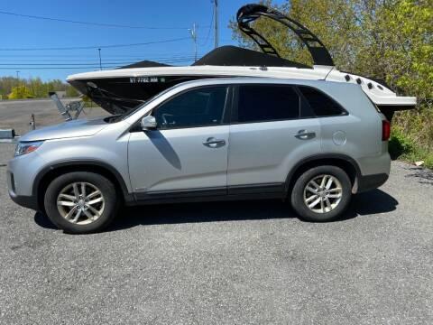2014 Kia Sorento for sale at Mark Regan Auto Sales in Oswego NY