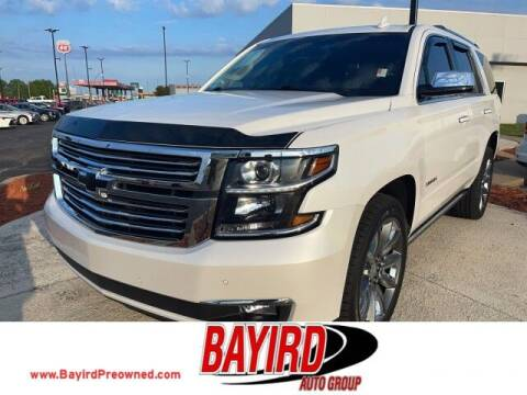 2017 Chevrolet Tahoe for sale at Bayird Truck Center in Paragould AR