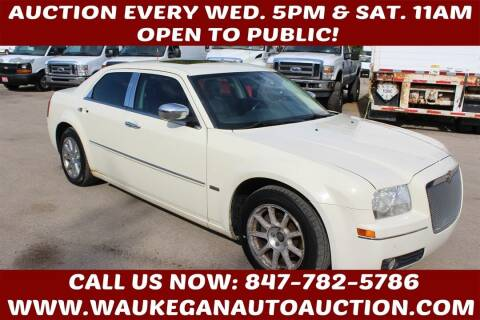 2010 Chrysler 300 for sale at Waukegan Auto Auction in Waukegan IL