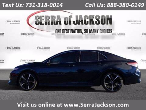2018 Toyota Camry for sale at Serra Of Jackson in Jackson TN
