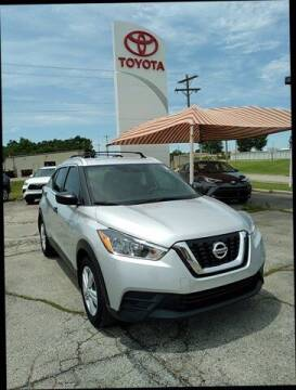 2019 Nissan Kicks for sale at Quality Toyota in Independence KS
