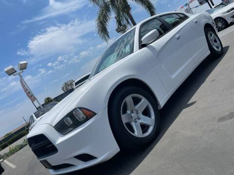 2012 Dodge Charger for sale at CARSTER in Huntington Beach CA